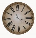 Old Clock Face Royalty Free Stock Photo