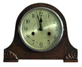 Old antique Clock Royalty Free Stock Photo