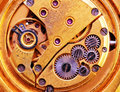 Old clock mechanism ancient Royalty Free Stock Image