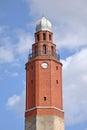 Old clock tower skopje city landmark ottoman period th century Stock Image