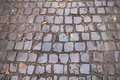 Old cobblestone road Royalty Free Stock Photo