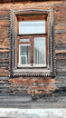 Old colorfull window