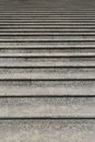 Old concrete stairs for background grey Stock Photography