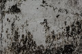 Old concrete wall with stains and dirt, texture background Royalty Free Stock Photo