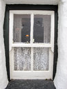 Old Cottage Window Royalty Free Stock Photo