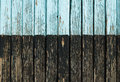 Old cracked paint on boards wooden wall Royalty Free Stock Image