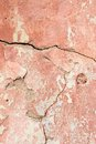 Old cracked wall painted brown background Royalty Free Stock Photo