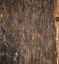 Old cracked wood background Stock Photos
