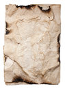 Old crumpled paper texture Royalty Free Stock Photo