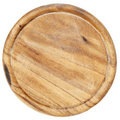 Old cutting board Royalty Free Stock Image