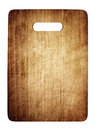 Old cutting board used for cooking. Wood texture Royalty Free Stock Photo