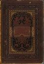Viejo libro cubrir (1888)