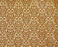 Old, damascus pattern Royalty Free Stock Image