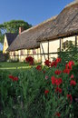 Old Timbered Farmhouse Royalty Free Stock Photo