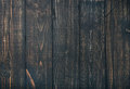 Old dark scorched wood texture wallpaper or background and Stock Images
