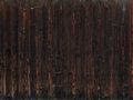 Old dark wood texture background wooden wall Stock Photo