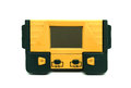 Old and dirty Portable Game Console / Gamepad Royalty Free Stock Photo