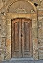 Starý dvere