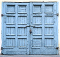 An old door Royalty Free Stock Photo