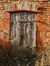 Old door photo of an Stock Photos