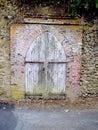 Old door Royalty Free Stock Photo