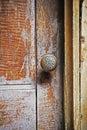 Old doorknob Royalty Free Stock Photo