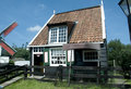 Old dutch house Royalty Free Stock Image