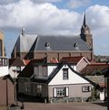 Old Dutch Village Royalty Free Stock Photo