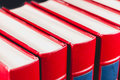 Old Encyclopedias On Black Bac...