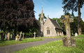 Old English Chapel of Rest Royalty Free Stock Photo