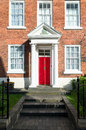 Old Town House in England Royalty Free Stock Photo