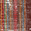 Old ethnic canvas fabric texture Royalty Free Stock Images