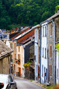 Old European village Royalty Free Stock Photo