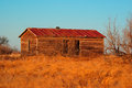 Old Farm House Royalty Free Stock Photo