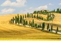 Old farm in Val d'Orcia (Tuscany) Royalty Free Stock Photography