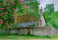 Old Farmhouse Royalty Free Stock Photo