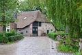 Old dutch farmhouse Royalty Free Stock Photo