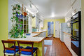 Old fashion kitchen room Royalty Free Stock Photo