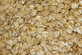 Old fashion oats close up picture of Stock Photos