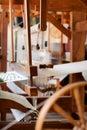 Old Fashioned Loom 2