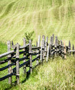 Old fence Stock Photography
