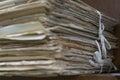 Old files in old folder