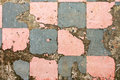 Old Floor Tiles Royalty Free Stock Photo