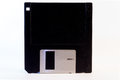 The old floppy disk Royalty Free Stock Photo