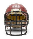 Old Football Helmet Royalty Free Stock Photo