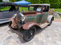 Old Ford Model A Truck Royalty Free Stock Photo