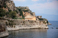 Old fort in corfu Stock Photo