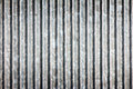 Old galvanized steel texture Royalty Free Stock Photo