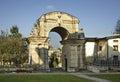 Old Gate In Dabrowa Tarnowska....