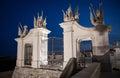 Old Gate Near Bratislava Castl...